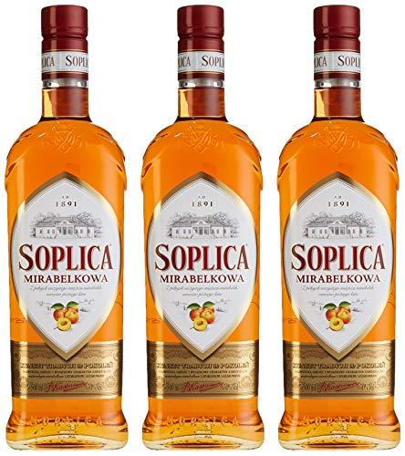 Soplica Mirabelle Wodka (3 x 0.5 l)
