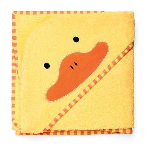 Buoqua Duck Skip Hop Zoo - Toalla con capucha