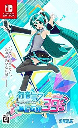 初音ミク Project DIVA MEGA39's(メガミックス)  ? Switch