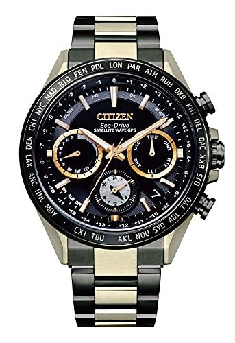 [Citizen] 腕時計 アテッサ HAKUTO-Rコラボレーションモデル 世界限定1,200本 CC4016-75E メンズ マルチカラー