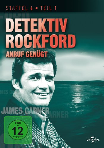 Detektiv Rockford - Staffel 4.1 [3 DVDs]