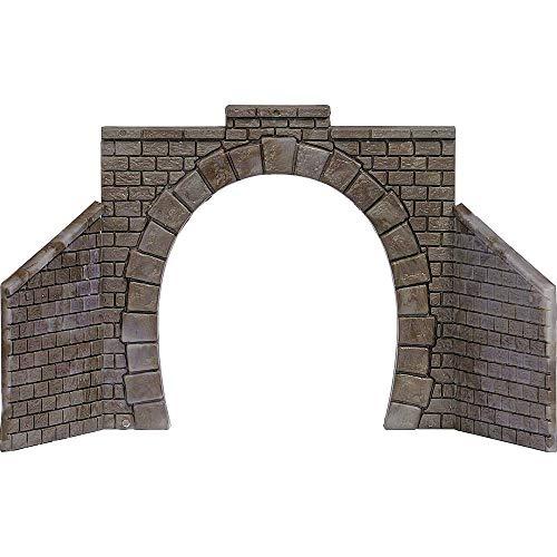 Busch 8840 TT Tunnel-Portal 1gleisig Fertigmodell