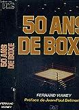 50 ans de boxe