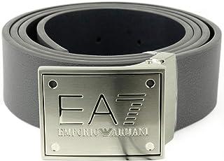 EA7 Mens Train Core Belt Black