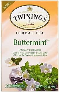 Twining Tea Herbal Butter Mint, 1.41 Oz