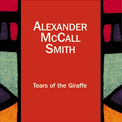 Tears of the Giraffe audiobook cover art