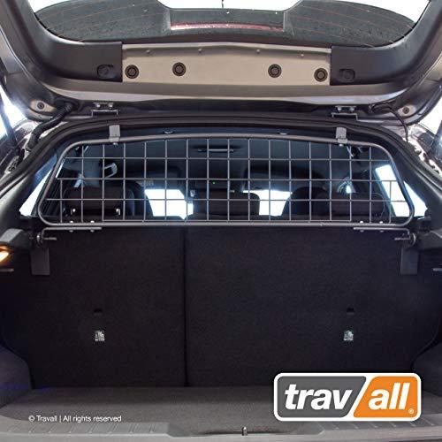 Travall Guard Hundegitter Kompatibel Mit Nissan Juke (Ab 2019) TDG1644 - Maßgeschneidertes Trenngitter in Original Qualität