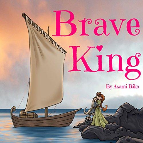 Brave King audiobook cover art