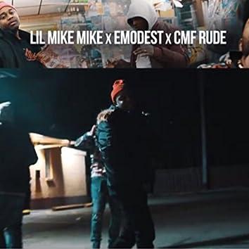 300 (feat. CMF Rude & E Modest)