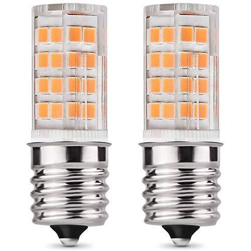 Cerámica E17 LED bombilla para horno de microondas aparato, 5 W ...