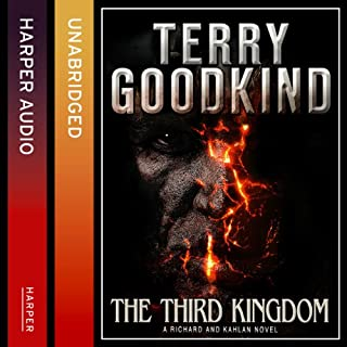 The Third Kingdom     A Richard and Kahlan Novel, Book 2              By:                                                                                                                                 Terry Goodkind                               Narrated by:                                                                                                                                 Sam Tsoutsouvas                      Length: 17 hrs and 7 mins     28 ratings     Overall 4.5