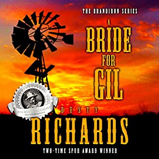A Bride for Gil audiobook cover art