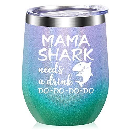 Mama Shaker Weinglas 12oz Fassungsvermögen: 340 ml