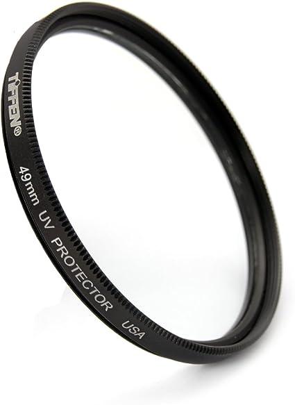 Tiffen Filter 49mm Uv Protector Filter Kamera