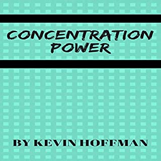 Concentration Power cover art