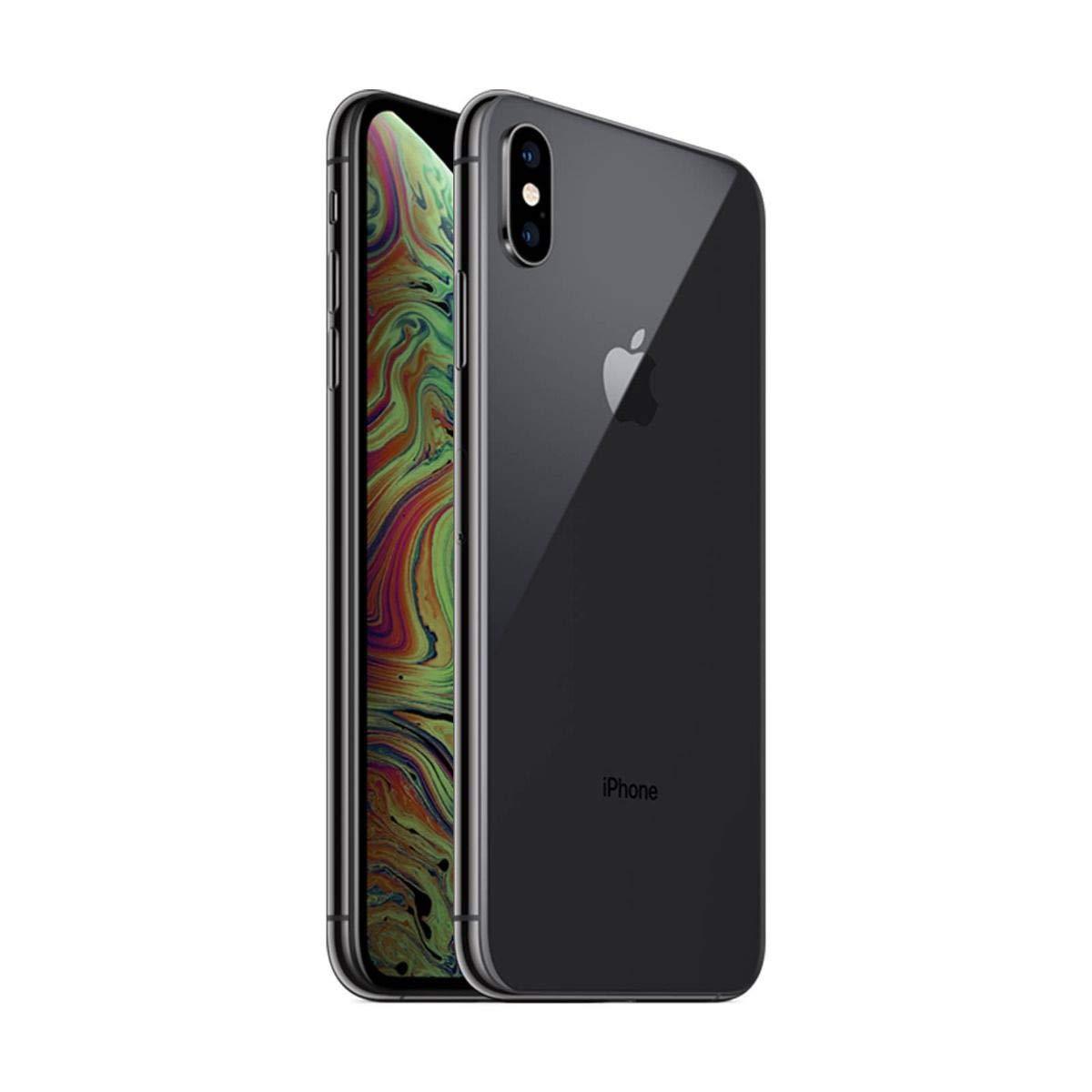 Apple iPhone XS Max, 256GB, Space Gray - For Verizon (Renewed)