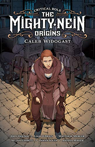 Critical Role: Mighty Nein Origins--caleb