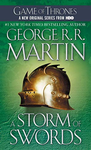 A Song of Ice and Fire 3. A Storm of Swords.: A Song of Ice and Fire: Book Three