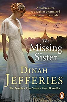 The Missing Sister by [Dinah Jefferies]