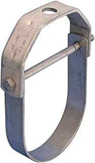 406 Clevis Hanger, Stainless Steel, 2 1/2