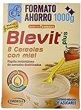 Blevit Plus 8 Cereales Miel, A Partir de Los 5 Meses, Contiene Gluten, 1000g