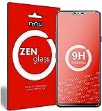 ZenGlass [2 Stück Flexible Glas-Folie kompatibel mit LG G7 ThinQ Panzerfolie I Bildschirm-Schutzfolie 9H I (Kleiner Als Das Gewölbte Bildschirm)