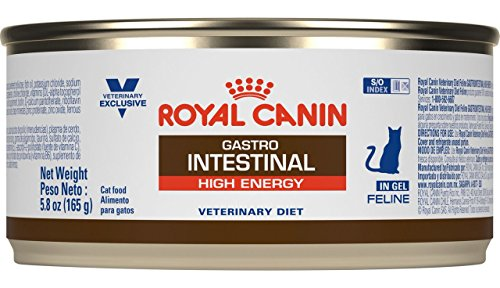 Royal CANIN Feline Gastrointestinal HE (High Energy) Canned Cat Food (24/5.8 oz Cans)