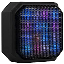 Zebronics Zeb-Attitude Portable BT Speaker with TWS Function, mSD, AUX, Mic & 5 LED Modes,CHINA OWL CO LTD,Zeb-Attitude