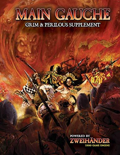 Main Gauche Grim & Perilous Supplement: Powered by Zweihander RPG