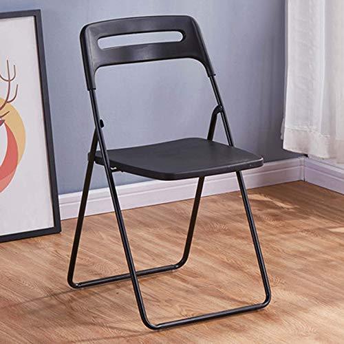 Computerstuhlhaus moderne minimalistische Schlafzimmer Bürostuhl Klappstuhlwerkstudenten Schreibtischstuhl Treffen Rücksitz, 15 MISU (Color : 1)