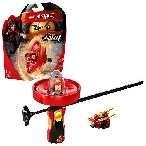 "LEGO Ninjago 70633 \""Spinjitzu-Meister Kai\"" Konstruktionsspielzeug, bunt"