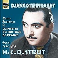 H.C.Q.ストラット/DJANGO REINHARDT Vol.5