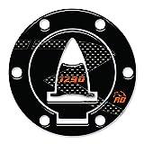 Adhesivo 3D Protección Tapón Depósito Compatible con KTM 1290 Super Duke R