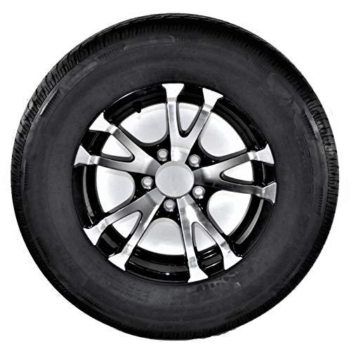 Radial Trailer Tire On Rim ST205/75R14 LRD 14