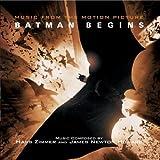 Batman Begins: Original Motion Picture Soundtrack by Hans Zimmer, James Newton Howard (2010) Audio CD