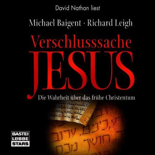 Verschlusssache Jesus Titelbild