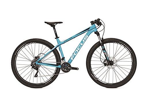 Focus Black Forest LTD 29R Twentyniner Mountain Bike 2017 (Maliblue, 42)