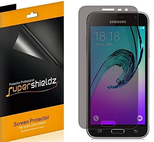 (2 Pack) Supershieldz Privacy Anti Spy Screen Protector Shield for Samsung Galaxy J36V