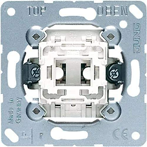 JUNG 507U Mecanismo Interruptor 10 AX / 250 V, Cruce