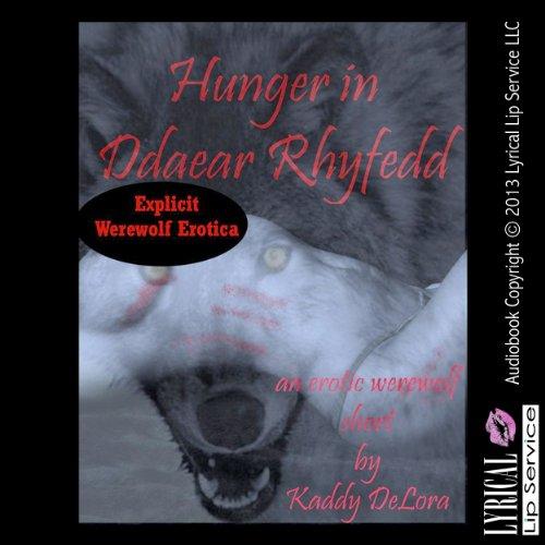 Hunger in Ddaear Rhyfedd audiobook cover art