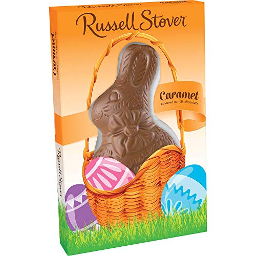 image of Russell Stover Caramel Bunny