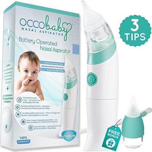 Smart Aizara Nasal Aspiratorfor Babies Snotsucker Baby Safety & Health Baby