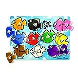 Fish Peg Puzzle
