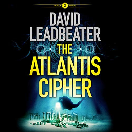 The Atlantis Cipher audiobook cover art