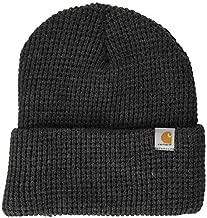 Carhartt Men's Woodside Acrylic Hat, Coal Heather, One Size