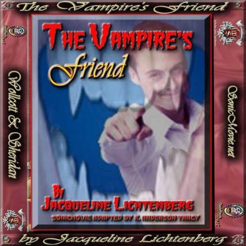 The Vampire's Friend Titelbild
