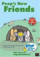 Peep & Big Wide World: Peep's New Friends [DVD] [Import]