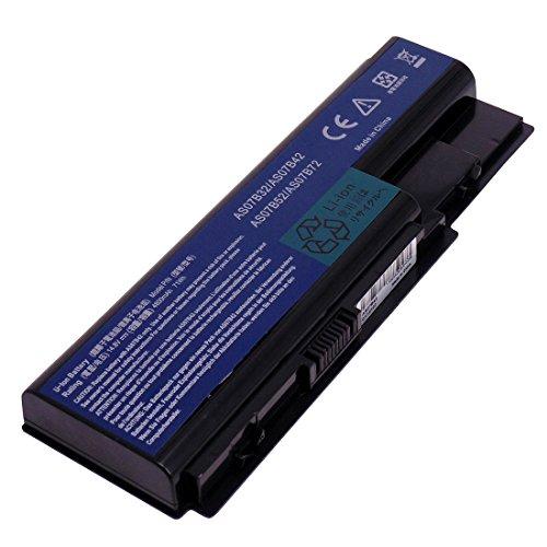 14,8 V 4800 mAh Batería para portátil Acer Aspire 5310 5520 5710...