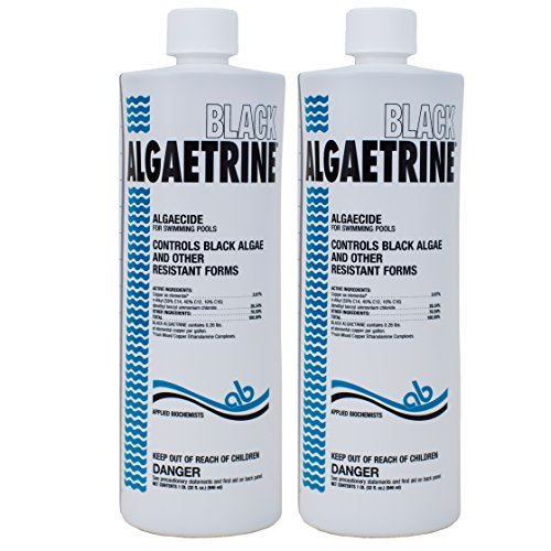 Applied Biochemist Black Algaetrine Algaecide (1 qt) - 2 Pack
