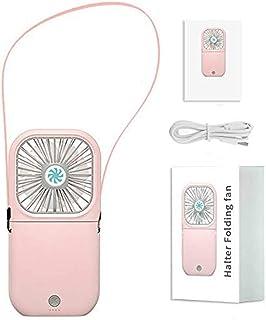 Hand Held Fan Desk fan Portable USB Fan Mini Foldable Desktop Table Cooling Hand Fan, Pull-out Style Foldable Pocket Fan o...